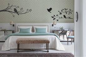 Adesivo de parede no quarto